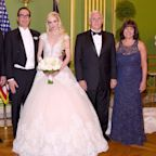 """Louise Linton Apologizes for Her """"Inappropriate and Highly Insensitive"""" Instagram Spat with Commentor"""