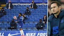 Four Chelsea players test positive for Covid-19 & further four in quarantine to leave pre-season plans in disarray