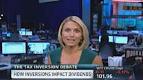 How inversions impact dividends