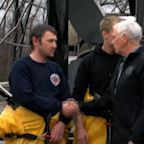Vice President Pence surveys Nebraska floods