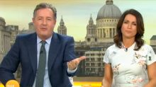 Piers Morgan slams NTA Award nomination for Ant McPartlin: 'He's been sitting on his backside'