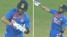 'What a man': Virat Kohli savagely trolls bowler after insane shot