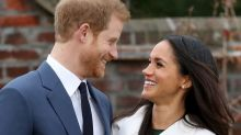 Meghan Markle Effect? White Royal Engagement Coat Crashes Designer Website