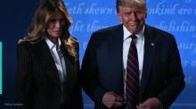 Trump e Melania testam positivo para o novo coronavírus e iniciam isolamento