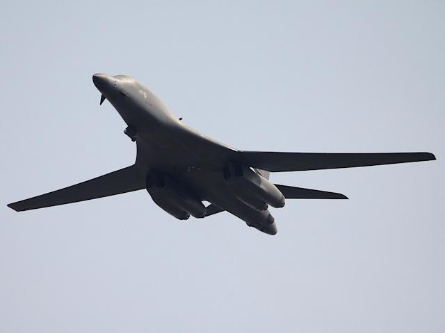 The US could use B-1B bombers against North Korea: Kim Hong-Ji/Reuters