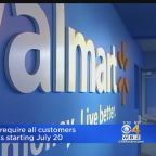 Walmart Will Require All Customers Wear Masks Starting July 20