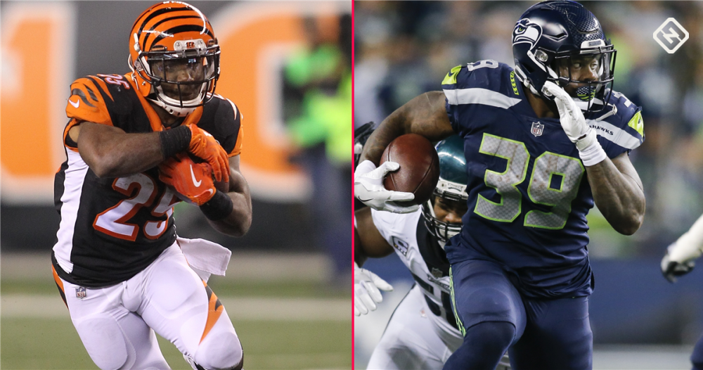 Fantasy Football Waiver Wire Week 14: Giovani Bernard, Mike Davis among top pickups after prime-time showings