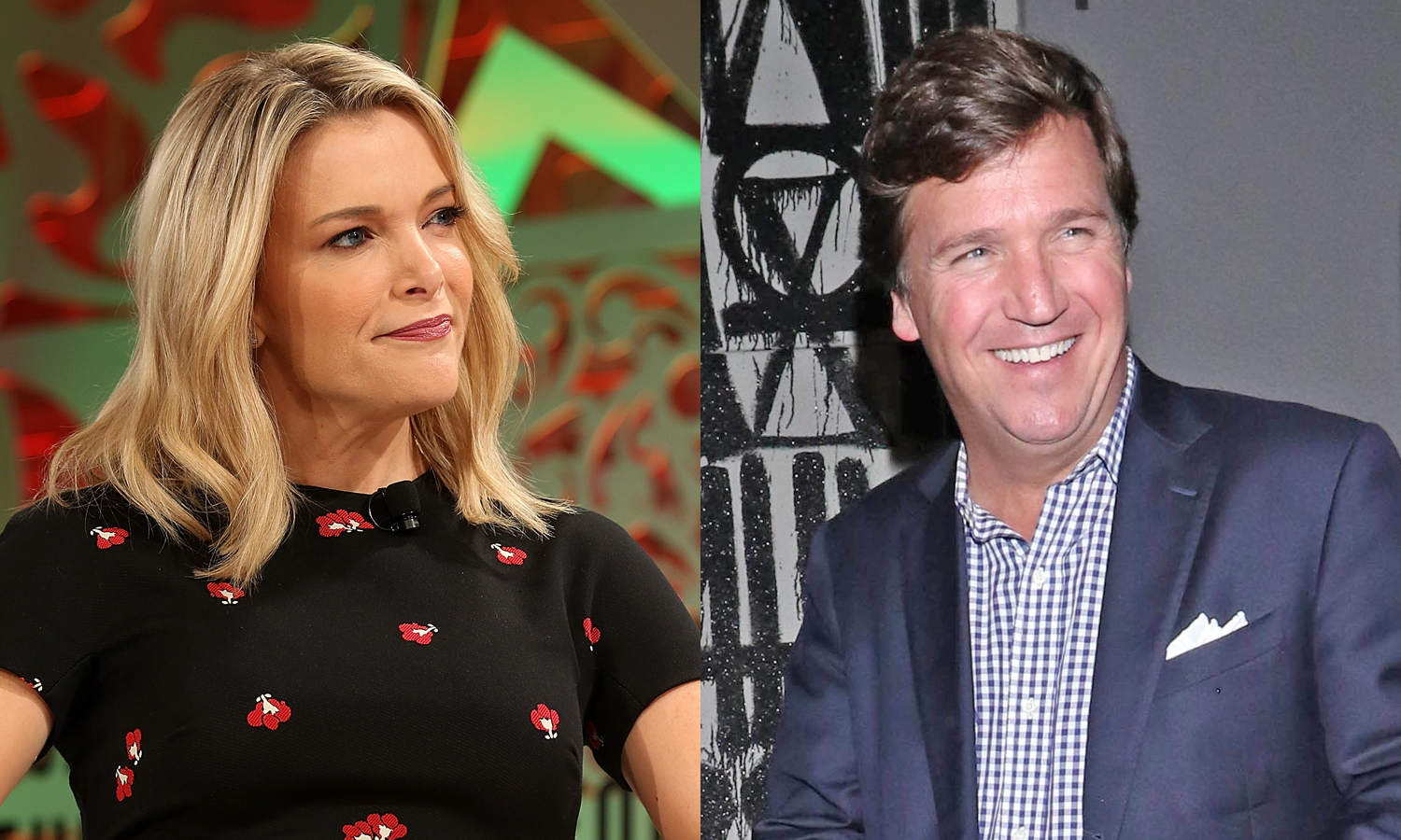 Megyn Kelly defends Tucker Carlson after his house is targeted by protesters: 'This has to stop'