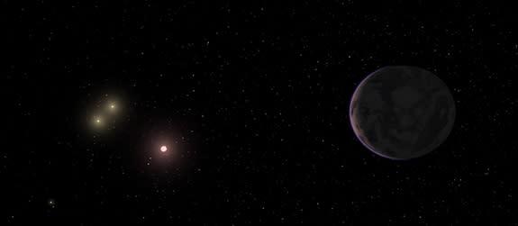 Alien Planet GJ 667Cc in Habitable Zone