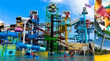 【Cartoon Network Amazone】芭提雅親子遊必玩 全球首個卡通主題水上樂園