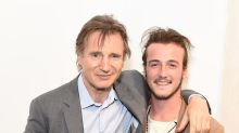 Liam Neeson's Son Was His Co-Star in That Super Bowl Ad