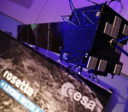 Mission Complete: Rosetta says farewell with comet crash-landing