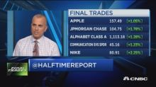 Final trades: Apple, JPMorgan, Alphabet, Nike & Comm. Ser...