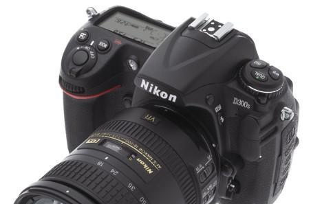 Nikon D300s officially announced -- 720p/24 movie mode with autofocus and mic input