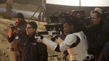 John Boyega on'Star Wars,' Luke Skywalker, and Jedi status