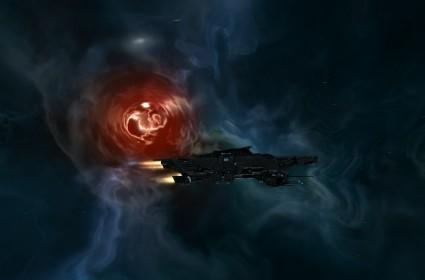 Wormhole exploration hearkens back to EVE Online's early days