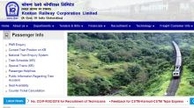 Konkan Railway Recruitment 2018: Apply for Engineering Posts before 11th June 2018