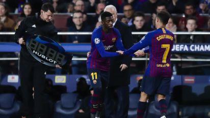 Coutinho, Dembélé y otros seis futbolistas a los que el Barcelona quiere negociar el próximo mercado