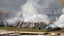Firefighters prepare to bury their own after ambush attack