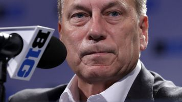 Izzo defends handling of allegations vs. MSU