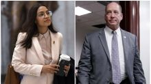 Ocasio-Cortez rejects GOP colleague's apology in verbal spat