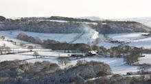 Brits wake to blanket of snow as weather warnings issued for swathes of UK
