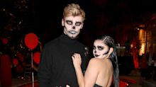 Ariel Winter Transforms into a Very Sexy Skeleton for Her Cheeky Halloween Costume