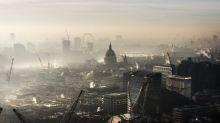 London mayor wants to ban wood-burning stoves