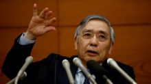 Japan's economy faces 'extremely high' uncertainty on pandemic hit - central bank head