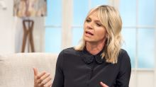Zoe Ball opens up about dealing with grief in the wake of Billy Yates' death