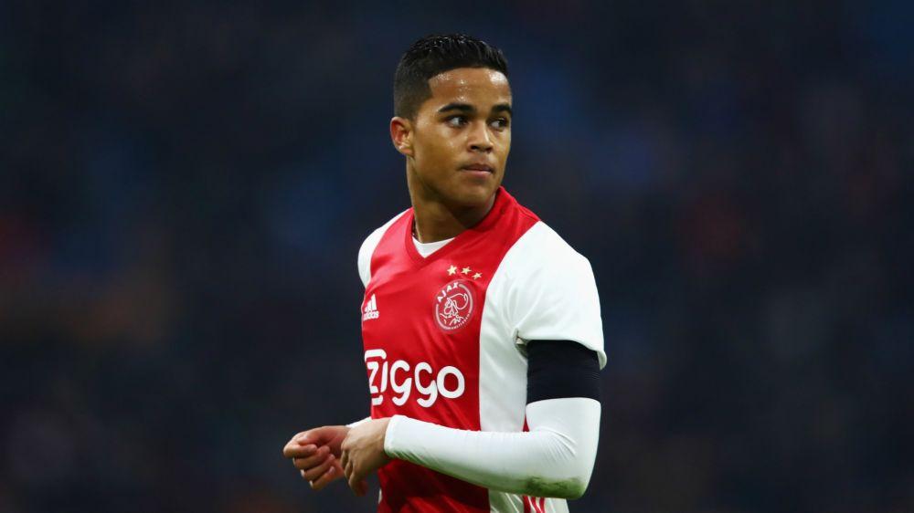 Kluivert Jr opens Ajax account