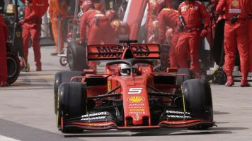 Vettel, Leclerc summoned over F1 collision