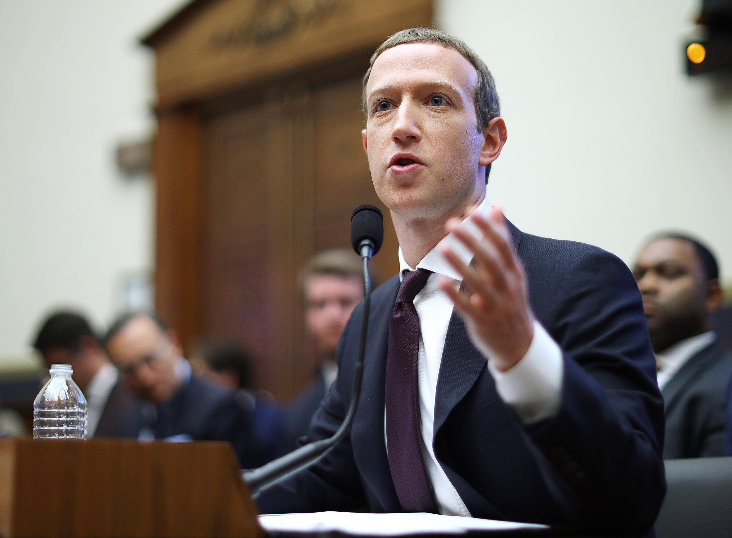 Here's what the four tech CEOs plan to say at the big hearing