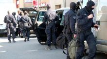 Hero French policeman fighting for life after jihadist shooting spree