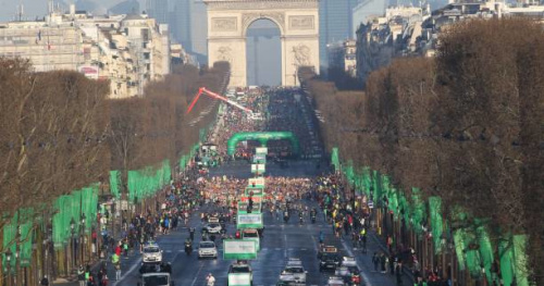 Running - Marathon de Paris : J - 15 !