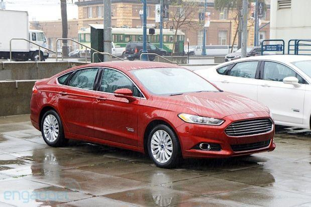 Ford hybrid software update will improve gas mileage, arrives in August