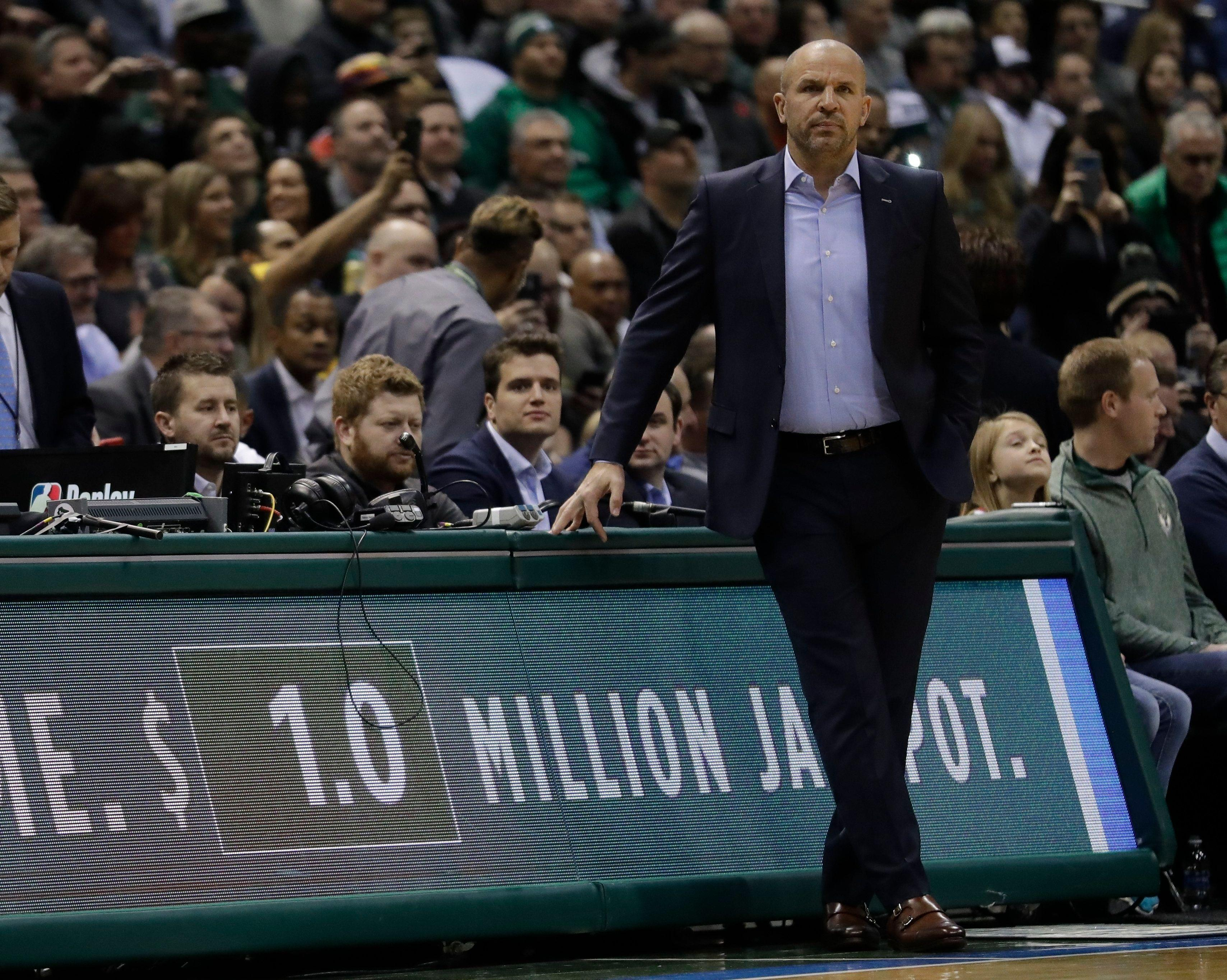 c7329873d9c Jason Kidd reportedly a 'serious candidate' to coach Lakers, which makes  zero sense