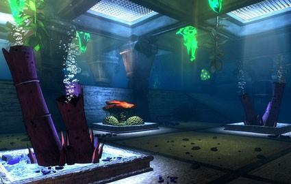 Ask Cryptic: Lemuria includes sharks, laser beams and water powers