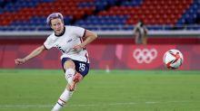 U.S. Women's Olympic Soccer Defeats Netherlands in Penalty Kicks