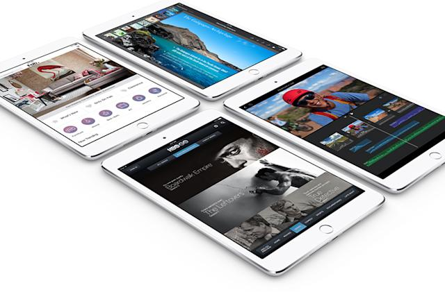 Apple officially outs the iPad mini 3, pre-orders start tomorrow