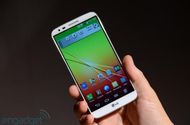 LG G2 confirmed to arrive on Three and O2 in the UK (updated)