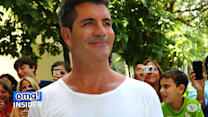 Then and Now, Simon Cowell REALLY Loves His Tight White V-Neck Tees!