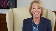 Teachers reject Betsy DeVos' appreciation video: 'Thank me by resigning'