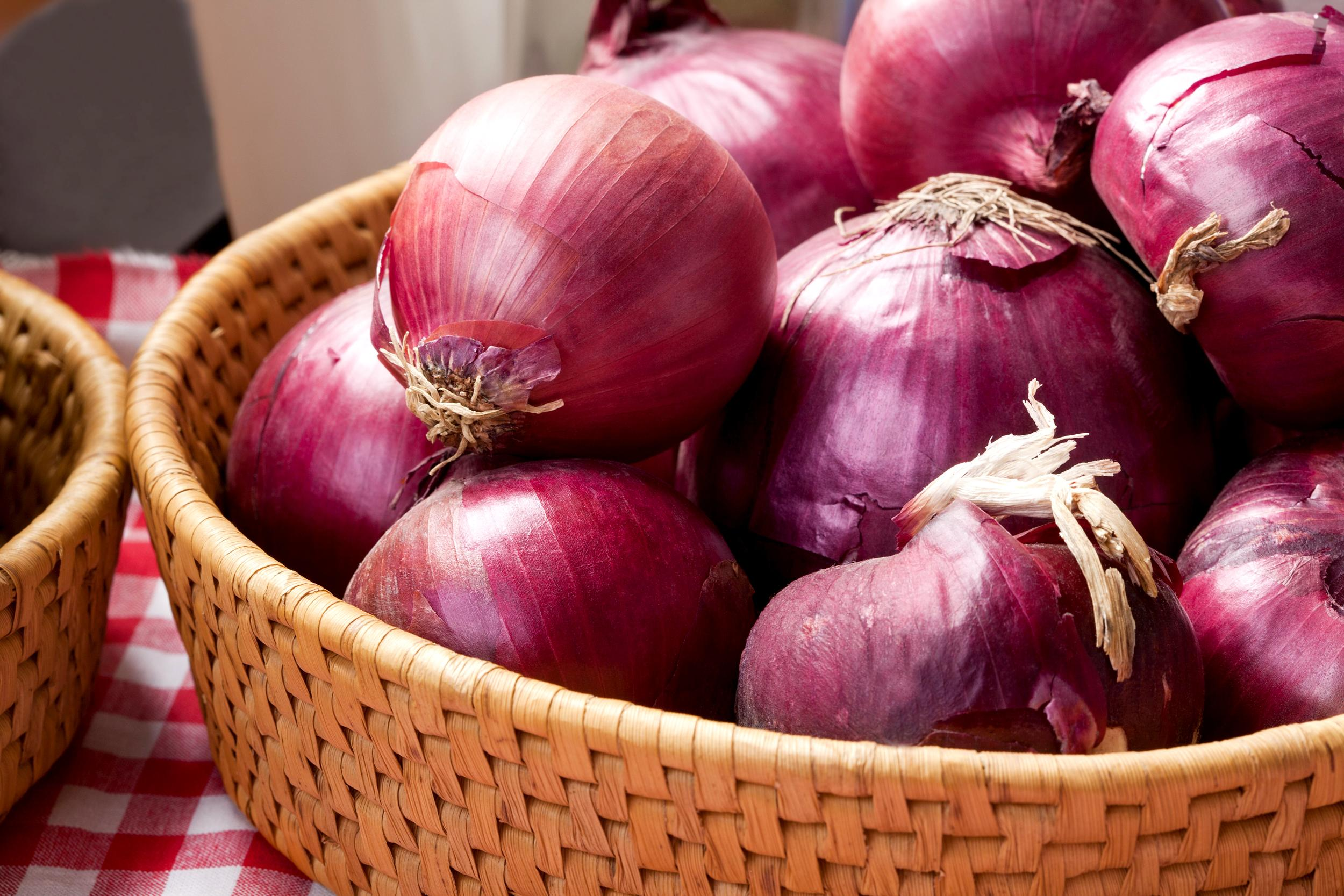 Onions in meal delivery service recalled for salmonella