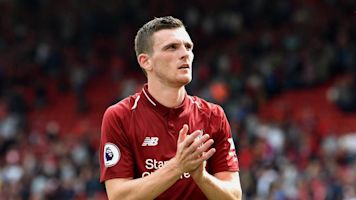 Andy Robertson reveals he almost signed for Stoke City before joining Liverpool in the summer of 2017