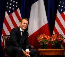 Top GOP Senator Hopes Macron And Merkel Convince Trump To Save Iran Deal