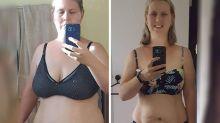 Aussie mum sheds 20kg in six months