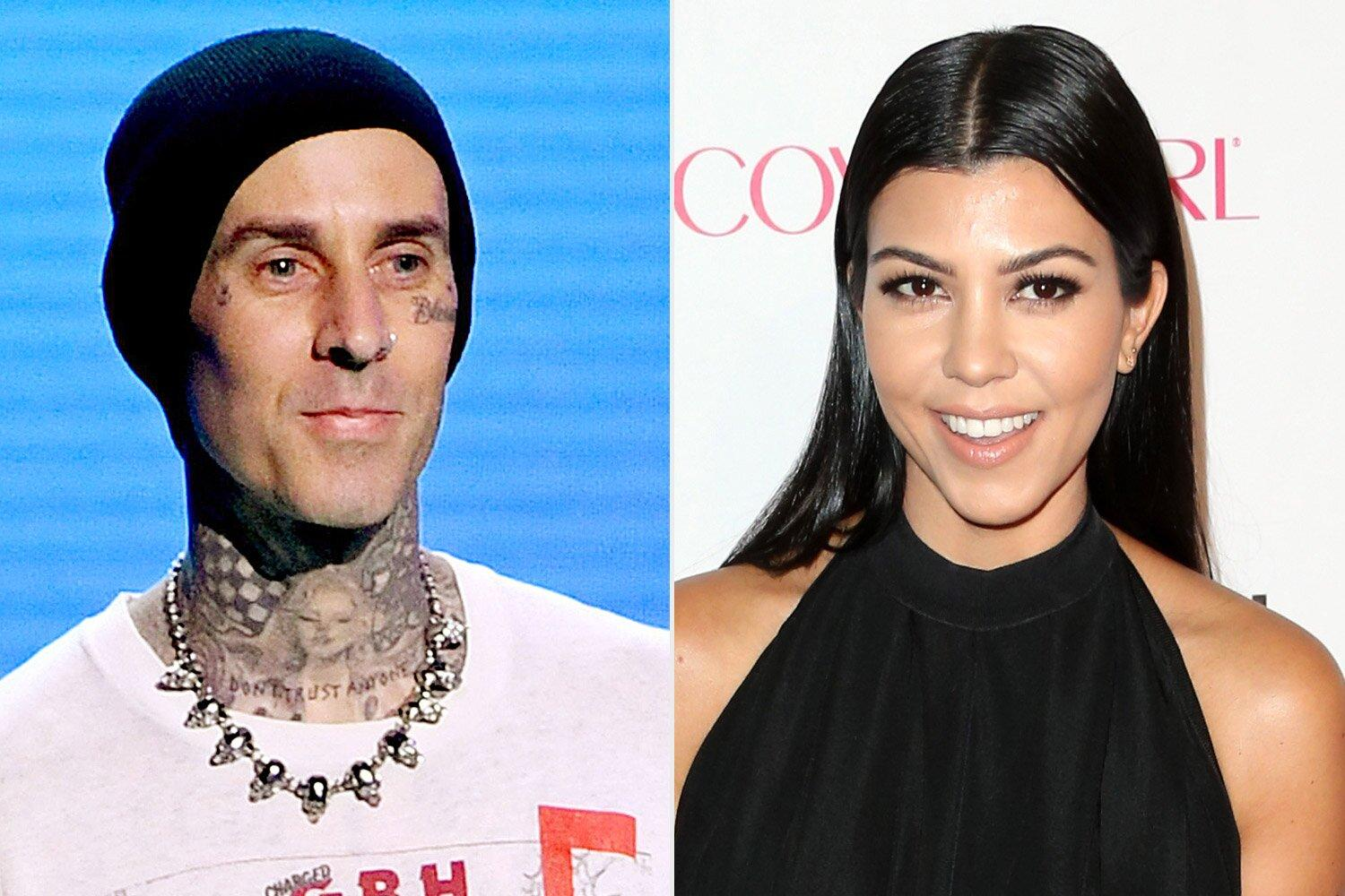 Travis Barker and Kourtney Kardashian Spend Easter with Her Family, Kris Jenner Celebrates with Golf Gifts