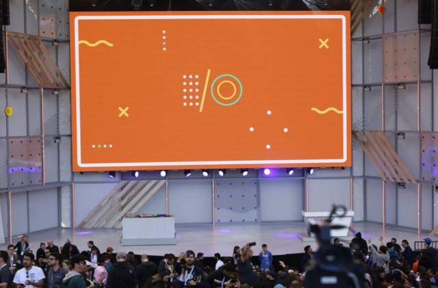 We're live from the Google I/O 2019 keynote!