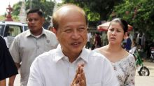 Injured former Cambodian PM Ranariddh sent to Thai hospital